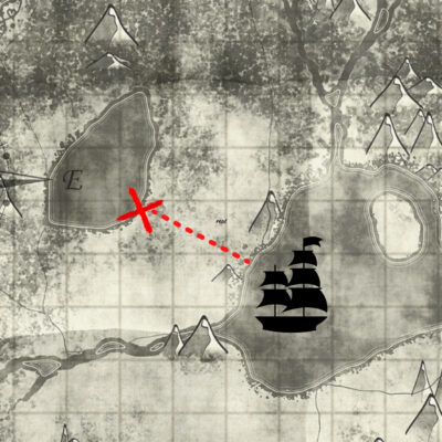 treasure map to successful marketing